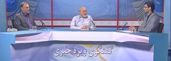 گفتگوی ویژه خبری شبکه استانی قزوین با مدیرعامل گروه بهداشتی فیروز
