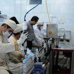 بازدید عاملان فروش گروه بهداشتی فیروز از کارخانه