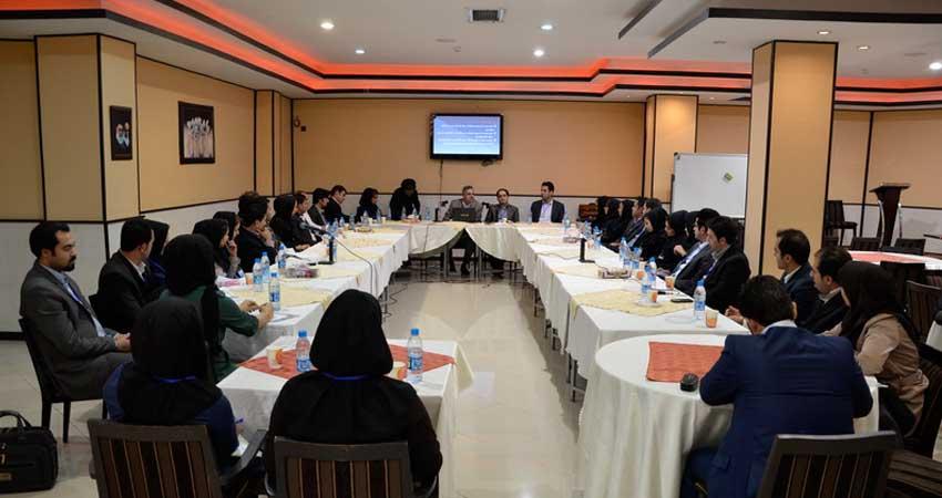 گزارش تصویری همایش سوپروایزر های استانی فیروز