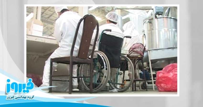 کلیپ تصویری - معلولیت به معنی ناتوانی و محرومیت نیست ...
