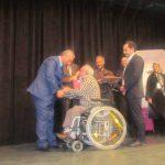 وزیر تعاون از مدیرعامل گروه بهداشتی فیروز تقدیر کرد