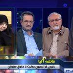 سید محمد موسوی در برنامه گفتگوی ویژه خبری شبکه دوم