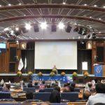 سخنرانی مدیر عامل فیروز در اجلاس روسای آیتک