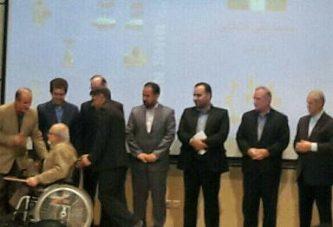 صبح امروز در قزوین انجام شد: اعطای نشان عالی کیفیت به گروه بهداشتی فیروز