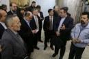 سفیران ۱۱ کشور آسیایی از کارخانه فیروز و اشتغال معلولان بازدید کردند