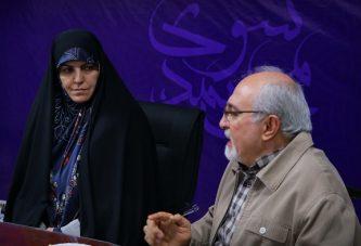شهین دخت مولاوردی مشاور ویژه رئیس جمهور در حقوق شهروندی به همراه جمعی از مسئولان از شرکت فیروز و اشتغال معلولان بازدید کردند.